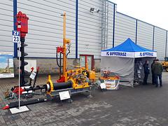 Maszyny wiertnicze produkcji firmy Bipromasz