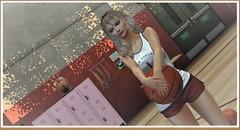 minamikaze190623-1 (minamikaze2010) Tags: tram softwavehair sarisari basketball uniform summerfest2019 bentopose abbyanne bleich furniture decoration badunicorn skybox nomad con sports