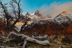 my passion (Valter Patrial) Tags: patagonia fitz roy montefitzroy mountains mountain landscape