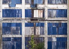 "Gareth's Photo of the Week 23 ""Blue eyesore"""