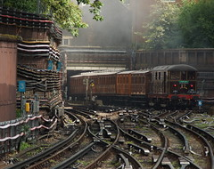 DSC09785 (Alexander Morley) Tags: district line 150th anniversary lt london transport bluebell railway steam metropolitan sarah siddons chesham coaches high street kensington underground