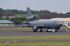 79-1712 KC-10A USAF Prestwick 15.06.19 (Robert Banks 1) Tags: 791712 91712 mcdonnell douglas kc10a dc10 usaf united states air force prestwick egpk pik 305 amw 514 mcguire mobility wing amc command