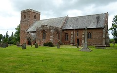 St Margaret and St James' Church, Long Marton (Adam Swaine) Tags: cumbria church churches rural ruralvillages ruralchurches england english englishvillages northeast gravestones britain british aonb uk ukcounties ukvillages village villagechurch parish counties countryside