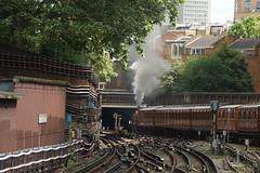 DSC09781 (Alexander Morley) Tags: district line 150th anniversary lt london transport bluebell railway steam metropolitan chesham coaches underground