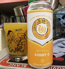 Sunny C IPA (Pak T) Tags: beer glass drink beverage can alcohol tmobile aluminumcan beerporn untappd samsunggalaxys8 massachusetts scituate untoldbrewing ale eldorado ipa simcoe citra