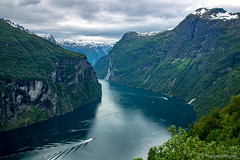 16-06 - Geirangerfjord landscape (FedeWatchTheHorizon) Tags: norway norvegia travel travelphotography