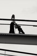 La Belle Liégeoise (Liège 2019) (LiveFromLiege) Tags: liège blackandwhite blackwhite blackandwhitephotography blanc blancnoir black bnw bw wb nb whiteandblack white whiteblack noiretblanc noirblanc citylife city people bridge passerellelabelleliégeoise pont luik wallonie belgique architecture liege lüttich liegi lieja belgium europe visitezliège visitliege urban belgien belgie belgio リエージュ льеж noir et noietblanc bllackwhite