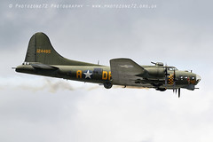 1414 Sally B (photozone72) Tags: dunsfold dunsfoldpark wingswheels warbirds wwii aviation aircraft airshows airshow canon canon100400f4556lii canon7dmk2 7dmk2 sallyb b17 b17bomber flyingfortress