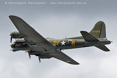 1395 Sally B (photozone72) Tags: dunsfold dunsfoldpark wingswheels warbirds wwii aviation aircraft airshows airshow canon canon100400f4556lii canon7dmk2 7dmk2 sallyb b17 b17bomber flyingfortress