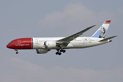 Norwegian Long Haul Boeing 787-8 Dreamliner LN-LNH H.C Andersen (EK056) Tags: norwegian long haul boeing 7878 dreamliner lnlnh hc andersen bangkok suvarnabhumi airport
