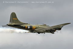 1418 Sally B (photozone72) Tags: dunsfold dunsfoldpark wingswheels warbirds wwii aviation aircraft airshows airshow canon canon100400f4556lii canon7dmk2 7dmk2 sallyb b17 b17bomber flyingfortress