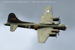 1406 Sally B (photozone72) Tags: dunsfold dunsfoldpark wingswheels warbirds wwii aviation aircraft airshows airshow canon canon100400f4556lii canon7dmk2 7dmk2 sallyb b17 b17bomber flyingfortress
