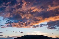 17-06 - Norwegian sky at sunset (FedeWatchTheHorizon) Tags: norway norvegia travel travelphotography