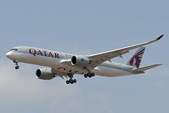 Qatar Airways Airbus A350-941 A7-ALT (EK056) Tags: qatar airways airbus a350941 a7alt bangkok suvarnabhumi airport