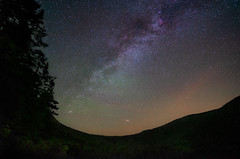 Cygnus and Andromeda Rise (elink04) Tags: milkyway astrophotography astro astroscape cygnus andromeda space stars starry newhampshire newengland night nightscape nightsky landscapeastro landscapeastrophotography landscape sony sonyalpha tokina tokinafirin longexposure