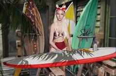 ♥ (Liv Haalan) Tags: summerfest19 tresblah thor lelutkabentohead wasabipills
