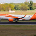 Flughafen Berlin Tegel (TXL): easyjet Airbus A320-214 A320 OE-IVR MSN 7243