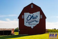 Ohio (B&B Kristinsson) Tags: ohio usa redbarn