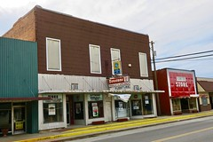 Firestone, Vandalia, MO (Robby Virus) Tags: vandalia missouri mo firestone sign signage furniture appliances ge store business