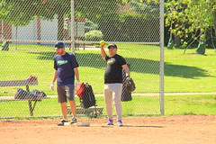 2019-06-23, Footprints vs. Angels (wyliepoon) Tags: mccc footprints 2019 milliken christian community church tcsa toronto sports association softball