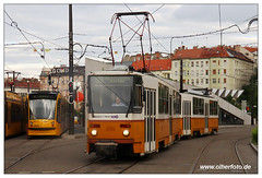 Tram Budapest - 2019-38 (olherfoto) Tags: tram tramcar tramway villamos strasenbahn budapest ungarn hungary bkv tatra t5c5 combino