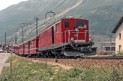 FO HGe4/4' 34 (maurizio messa) Tags: fo hge44 uri yashicafxd mau bahn ferrovia treni trains railway railroad schmalspurbahn switzerland svizzera