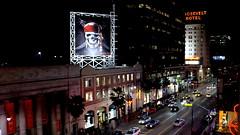 Hollywood Boulevard (patrick_milan) Tags: hollywood la los angeles night street red rouge cof068 cof068dmnq cof068cott cof068mari cof068mark