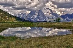 Marmolada (etzelinus) Tags: mountains dolomiti nature landscape italy