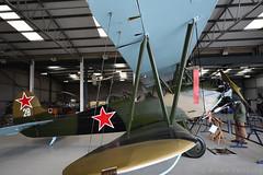 Polikarkov PO-2 (Bri_J) Tags: shuttleworthcollection oldwarden bedfordshire uk airmuseum museum aviationmuseum polikarkovpo2 polikarkov po2 biplane aircraft sovietairforce wwii