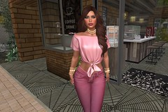 Second Life Explorer (Jessica Jane 2017) Tags: second life sl virtual model avatar woman lady exploring beauty