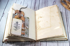 IMG_2599 (thejournalsquirrel) Tags: junkjournal journal thejournalsquirrel books bookbinder mixedmedia bookart paper art journaling artjournaling bibliophile ilovebooks commonplacebooks