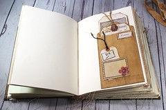 IMG_2582 (thejournalsquirrel) Tags: junkjournal journal thejournalsquirrel books bookbinder mixedmedia bookart paper art journaling artjournaling bibliophile ilovebooks commonplacebooks