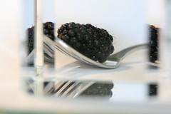 "Glass magic HMM (egefan - Suzan Almond) Tags: ""macromondays styling food fork"