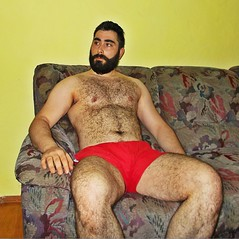 Spartacus (335) (@the.damned.spartacus) Tags: big bulge male muscle hunk chest hairy bulto arab arabian arabdaddy old man sexy dady gym legs mustache briefs lycra fetish iranman iran israel arabmales turk gorilla wrestler speedo daddy macho hairyness hairylegs