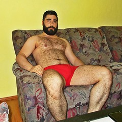 Spartacus (336) (@the.damned.spartacus) Tags: big bulge male muscle hunk chest hairy bulto arab arabian arabdaddy old man sexy dady gym legs mustache briefs lycra fetish iranman iran israel arabmales turk gorilla wrestler speedo daddy macho hairyness hairylegs