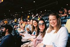 Pittsburgh (cranjam) Tags: ricoh gr1 gr1v film kodak ektar100 pittsburgh pa pennsylvania usa stadium stadio baseball pncpark pittsburghpirates pirates manuela leah claudia burberry northshore