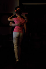 (Debarshi Ray) Tags: czech brno spring city canon canoneos70d tamron tamronaf18270mmf3563 dance cafe jádro královopole couple kizomba girl woman lady female male man guy boy pink white black blouse jeans arm hands tshirt brunette elegant indoor