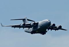 US Air Force C-17 (czerwonyr) Tags: usa air base ramstein rms