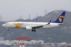 OM B738 JU-1088 @ OM297 (EddieWongF14) Tags: miatmongolianairlines miat boeing boeing737 boeing737ng boeing737800 boeing7378al b737 b737ng b738 737 737ng 738 737800 7378al ju1088