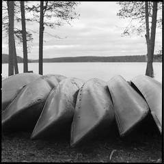 HP5PL_003 (Xander Yashnikov) Tags: suomi lapland lake kanoe ilford hasselblad 500cm 80mm zeiss hp5 hc110 v700