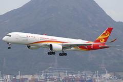 HX A359 B-LGB @ HX231 (EddieWongF14) Tags: hongkongairlines airbus airbusa350 airbusa350900 airbusa350941 a350 a359 a350900 a350941 blgb
