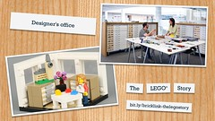 Comparison photo - Designer's office (BrickJonas) Tags: lego factory story history bricklink afol designer program