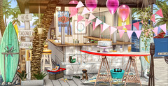 Happpy SLB 16 <3 (RyanTailor (Taking Clients)) Tags: furniture deco decor decorate decoration exterior summer lb littlebranch kraftwork thor hive sese 220ml dahlia rezzroom ionic unkindness 22769 serenitystyle tlc animals sea outdoor albatross party secondlife virtualworld