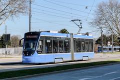 MUE_2701_201903 (Tram Photos) Tags: niederflur münchen munich swm tram tramway strasenbahn siemens avenio t27