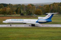RA-85800 (PlanePixNase) Tags: aircraft airport planespotting haj eddv hannover langenhagen pulkovo tu154 tupolev tu5