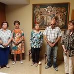 Visita pastorale provincia spagnola