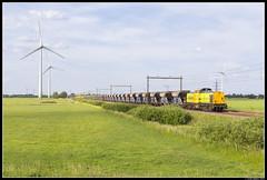 RRF 17, Nieuwleusen (J. Bakker) Tags: rrf rf rotterdam rail feeding 17 v100 58214 wolvega amersfoort nieuwleusen