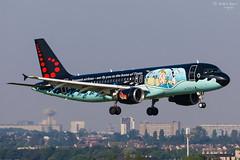 Brussels Airlines (ab-planepictures) Tags: bru ebbr flugzeug brüssel flughafen airport aircraft plane planespotting avaiation