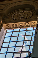 Window in St. John Lateran Arch Basilica (sharon.verkuilen) Tags: italy rome sonya7rii stjohnlateran window basilica