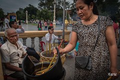 Cambogia - Speranze e preghiera.